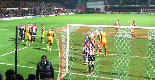The Bees came close but couldn't get past Hull on Tuesday
