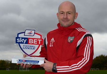 Lee Carsley MOTM