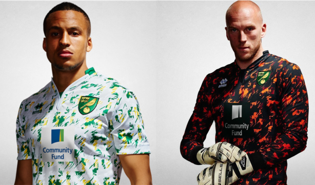 Norwich third kit